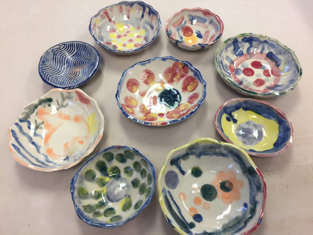 Special Guest Artists Bowls