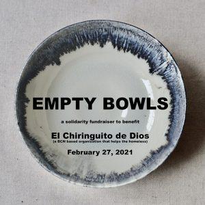 Empty Bowls event - Barcelona Feb 27th