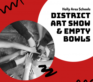 Empty Bowls – Holly Michigan