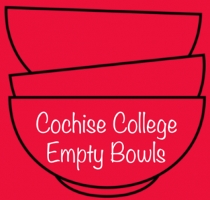 Cochise College and Sierra Vista, Douglas Campus Food Pantries – Empty Bowls