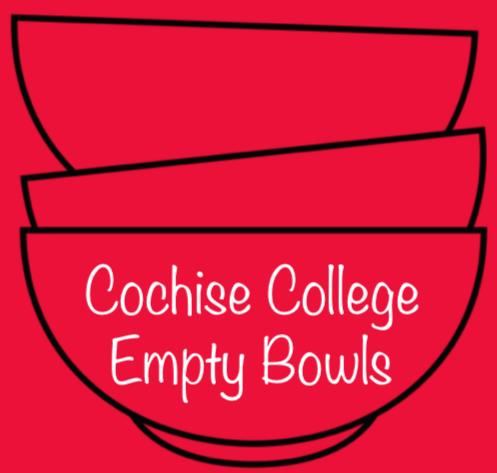 Cochise College and Sierra Vista, Douglas Campus Food Pantries – Empty Bowls