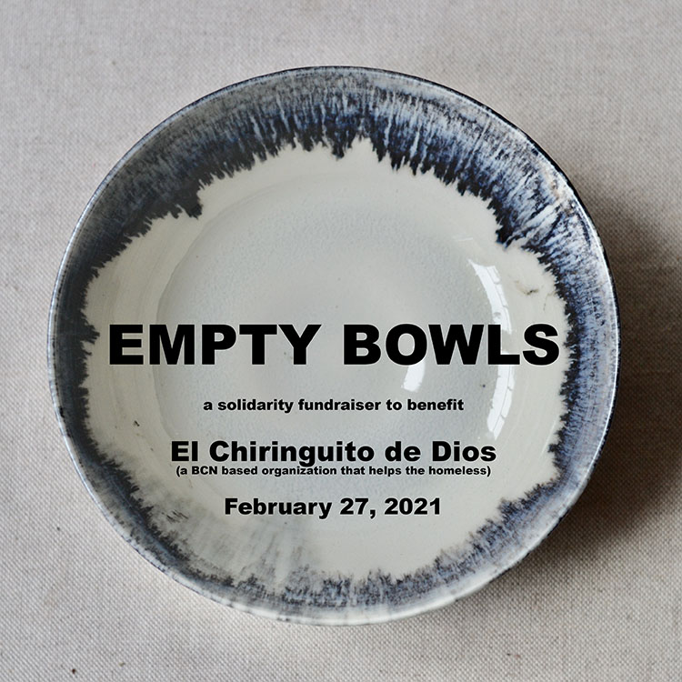 Barcelona – Empty Bowls