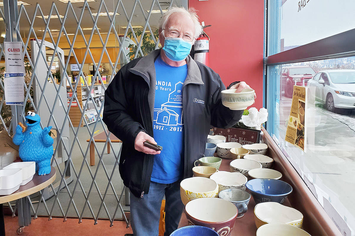 Cariboo Chilcotin Conservation Society – Empty Bowls